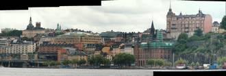 Stockholm riverside